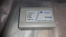 Allen Bradley MicroLogix 1000  PLC 1761-L10BXB DC24V 120/240VAC
