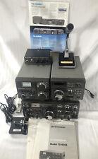 Kenwood TS-830S Tuner Mic + More Ham Radio Set