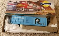 Athearn  50' PS Boxcar Rock Island Railbox-  Stock # 5826 rtr The Rock bb kit