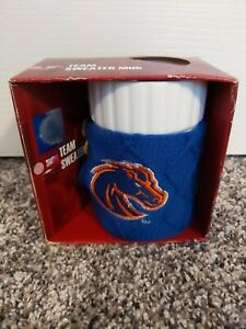 Boise State Broncos Mug Forever Collectibles W/ Team Sweater Cup