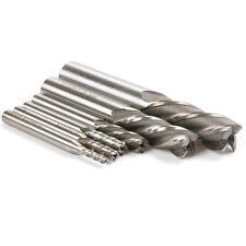 """6pcs/set 4 Flute End Milling Cutter Set 1/8"""",3/16"""",1/4"""",5/16"""",1/2"""",5/8"""""""