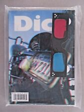 Dice Magazine #23 - 2008 ~~ factory sealed with 3-D glasses
