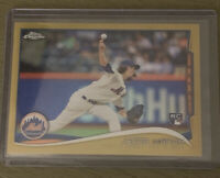 2014 Topps Update Gold Chrome /250 Jacob Degrom Rookie Gem Mint Perfect PSA 10??