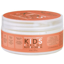Shea Moisture Coconut & Hibiscus Kids Curling Butter Cream NEW 6oz