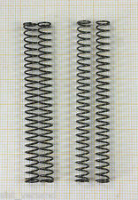 4 x Druckfeder, Länge 62mm, Außen Ø5,7mm, Drahtstärke 0,6mm