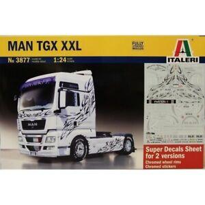 Italeri 1/24 MAN TGX XXL Kit (New)