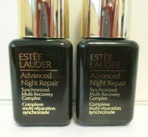 2 X New Advanced Night Repair Synchronized Multi-Recovery Complex .46oz total