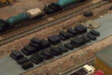 20 Stacks RAIL TIES Track Side Details N Scale