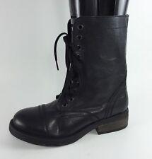 Zigi Soho Womens Black Leather Boots 5 M