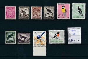 D194129 Australia Nice selection of MNH stamps