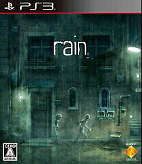 rain - Lost in the rain - Sony PS3 Video Games From Japan Tracking USED