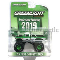 Greenlight 2019 Trade Show 1974 Ford F-250 Monster Truck #19 1:64 30006