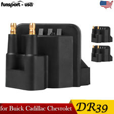 Pack of 3 High Quality Ignition Coils for Buick Cadillac Chevrolet Pontiac DR39