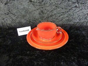 Thomas Scandia rot  Kaffeetasse 2 teilig
