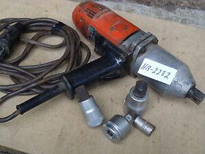 HB-2232 Elektro-Schlagschrauber gebr. ASb648  Fein