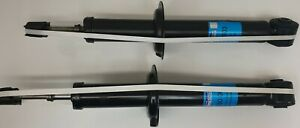 MITSUBISHI LANCER MIRAGE REAR STRUT SHOCK ABSORBERS PAIR