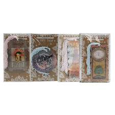 Papaya Art Glitter Gift Tag Set: Burn Brightly, To The Moon & Back, To & From,