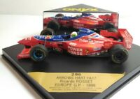 ONYX 1:43 ARROWS HART FA17 - RICARDO ROSSET EUROPE GRAND PRIX 1996 - 286 - BOXED