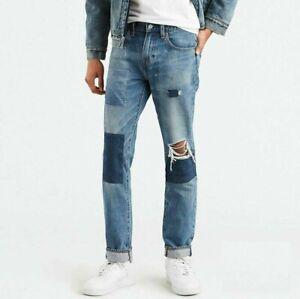 Levis Levi's Premium 511 Men's Jeans Slim Fit Size 32X34 045112977 NEW $108