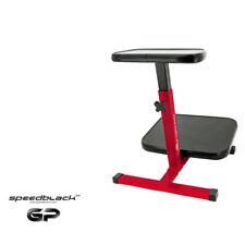 SpeedBlack GP Lenkradtisch rot