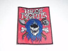 RIGOR MORTIS  EMBROIDERED PATCH