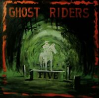 GHOST RIDERS - FIVE  CD NEU