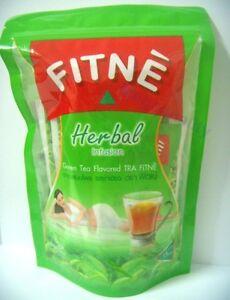 FITNE HERBAL GREEN TEA SLIMMING WEIGHT LOSS DIET 8 BAG
