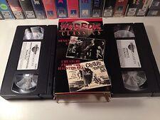 Horror Classics: Dementia 13 & Creature From The Haunted Sea Horror 2 VHS Set