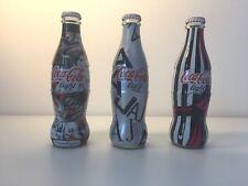 Collezione Bottiglie Coca Cola Light Edizione Speciale Armani Ferrè Ferragamo
