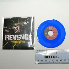 "INSANE CLOWN POSSE 3"" REVENGE Blue Vinyl 3inch 8ban Record RSD3 inchophone RSD"