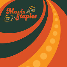 Mavis Staples - Livin' on a High Note - NEW SEALED LP w/ Download Code