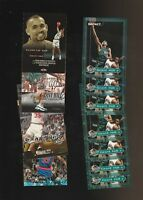 Grant Hill Pistons Basketball Card Lot Fleer Skybox Z-Force