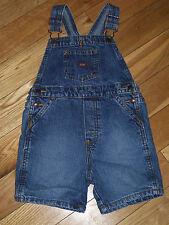 Levis Denim Shortalls  Overalls ~ Size 24 Months ~ Unisex ~ Boy's ~ Girl's