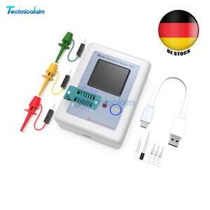 LCR-TC1 Transistor Tester TFT Diode Triode Capacitance Meter Transistor Tester