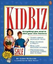 Kidbiz: Everything You Need to Start Your own Business