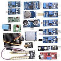 1PCS 16 In 1 Sensor Module Kit For Arduino Raspberry Pi 2 Pi2 Pi3 NEW
