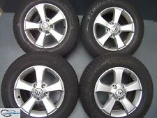 Genuine VW Touareg 7P ALLOY WHEELS MICHELIN NEW Summer Tires 235 65 R17 104W