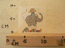 STICKER,DECAL MULTIFANT OLIFANT ELEPHANT