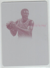 2013-14 Panini National Treasures Knicks Amare Stoudemire Magenta Plate 1/1