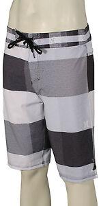 Hurley Phantom Heathered Kingsroad Boardshorts - Black - New