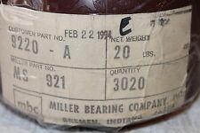 Bag Of 100! Crankcase Roller Bearings Harley Davidson Part #9220A 1930-1986 USA!