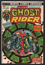 Ghost Rider #7, 1974, VF/NM CONDITION COPY