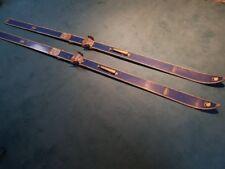Alte Holz Ski Edelweiss Tempo Länge 203cm / Breite 9cm auf 8 cm
