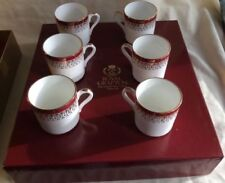 Unboxed Royal Grafton Red Porcelain & China