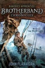 Complete Set Series - Lot of 6 Brotherband Chronicles by John Flanagan Outcasts