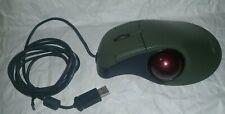 Microsoft Trackball Optical 1.0 Mouse PS2 USB Compatible PN: X08-70386