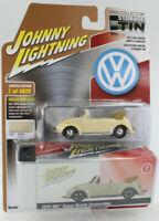 A.S.S NEU VW Super Beetle Käfer Convertible Johnny Lightning 1/64 Storage Tin
