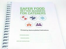 More details for 2021 sfbb safer food better business caterers pack & 13 month diary bound
