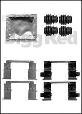 Pinza de freno Kit de montaje Almohadilla Frontal Para Honda Accord (08 -) H1840