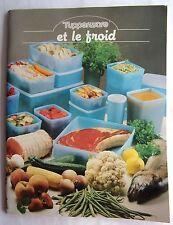LIVRE TUPPERWARE ET LE FROID  1987